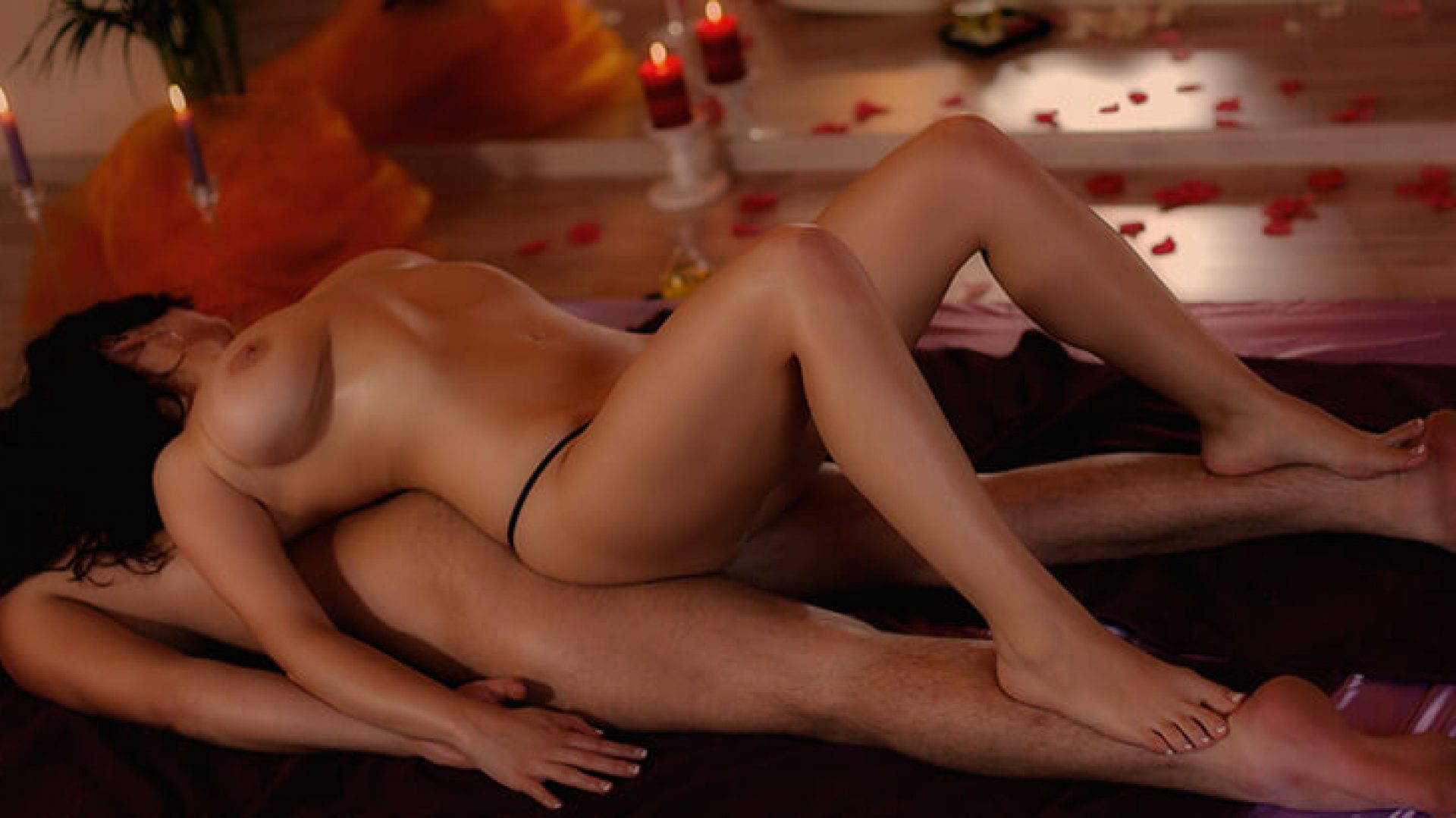 Nude massage and their benefits